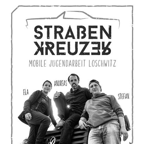 Das Team Straßenkreuzer Foto: Reiko Fitzke