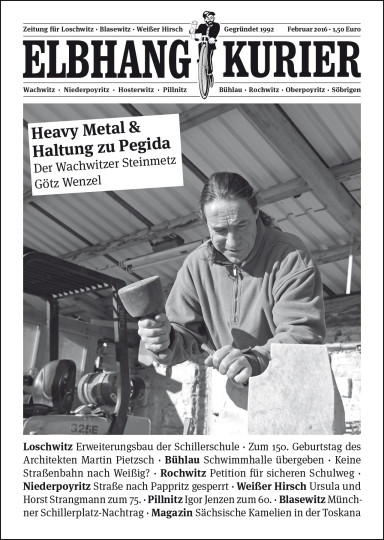 Ausgabe Februar 2016