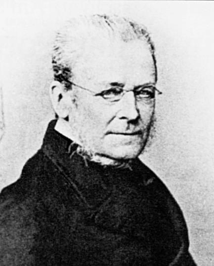 Wolf Heinrich Graf von Baudissin, Schriftsteller und Übersetzer (1789–1878) wohnte ab 1840 in Wachwitz (heute: Am Steinberg 3).