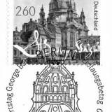 Briefmarke George Bähr