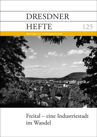 Dresdner Hefte, Ausgabe 125, Titel