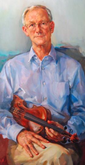Dr. Christian Starke,Porträt von Christoph Wetzel