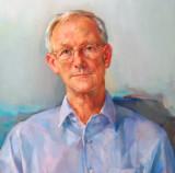 Dr. Christian Starke,Porträt von Christoph Wetzel (Ausschnitt)
