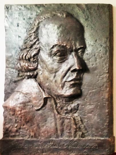 Relief von Johann Gottlob Naumann  Foto: Hansjörg Dehnert (Ausschnitt)