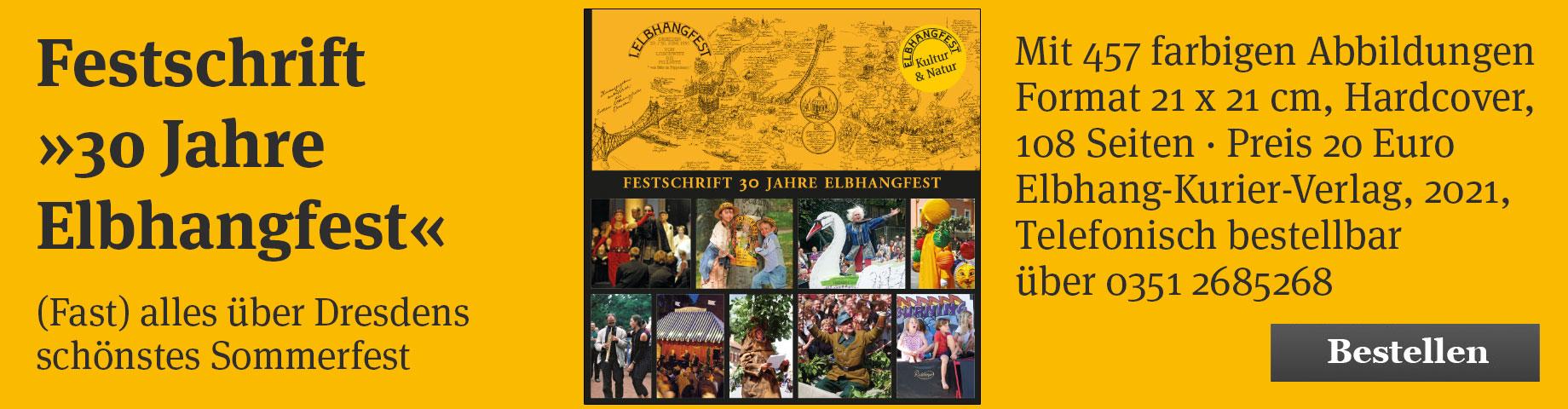 Festschrift 30 Jahre Elbhangfest